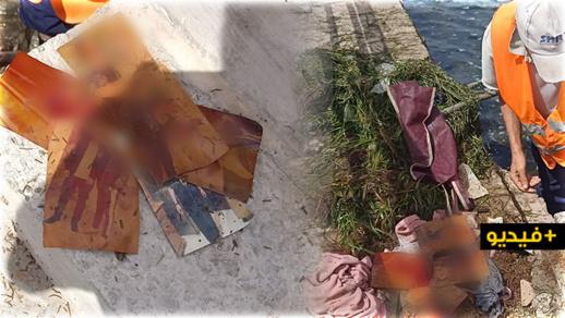 """خطير.. عامل نظافة يعثر ببحيرة كورنيش """"مارتشيكا"""" على أعمال سحر وشعوذة"""