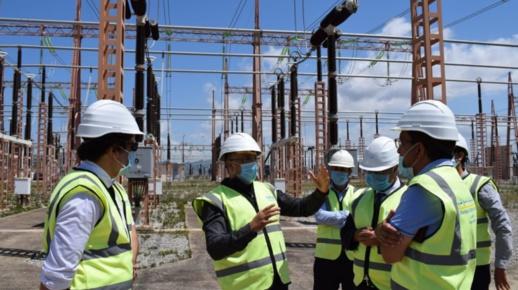 """الـ""""ONEP"""" و""""ريد إليكتريكا"""" يُنهيان إصلاح أكبر خط للربط الكهربائي بين المغرب وإسبانيا إثر تسرّب زيتي"""