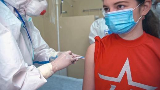 بشرى سارّة.. النتائج تؤكد نجاح اللقاح الروسي في الحماية من فيروس كورونا