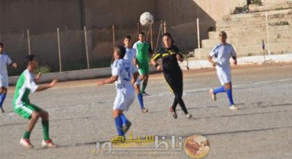 اتحاد زايو يفوز على نهضة السعيدية في مباراة ماراطونية
