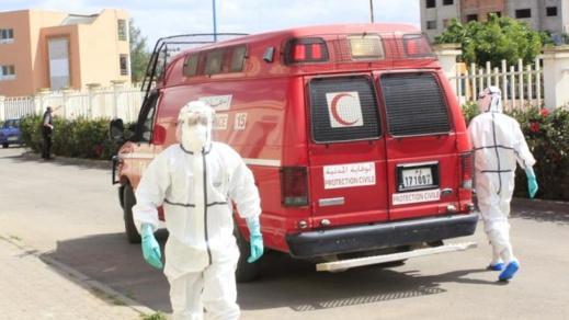 """حصيلة """"ثقيلة"""".. 2234 إصابة جديدة و32 حالة وفاة بفيروس كورونا في المغرب خلال 24 ساعة"""