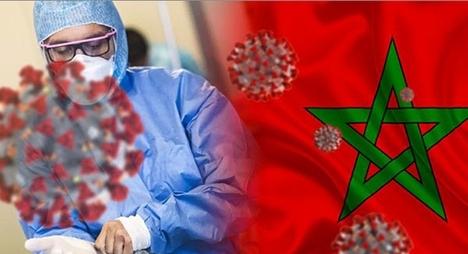 """2157 إصابة جديدة بفيروس """"كورونا"""" و 2484 حالة شفاء في 24 ساعة بالمغرب"""