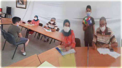 """مدرسة لعري الشيخ بالناظور تفوز مجددا بمسابقة """"تحدي القراءة العربي"""""""