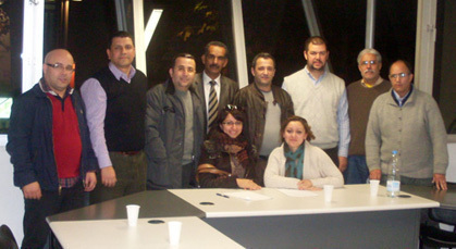 جمعية اتحاد إخوة العالم تنظم لقاء تواصليا مع الفعاليات الجمعوية ببرشلونة