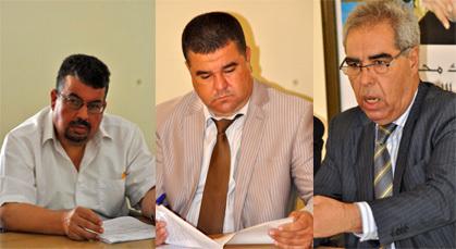 رئيس وعضوي لجنة المالية يطالبون رئيس المجلس البلدي لزايو بجرد ممتلكات الجماعة
