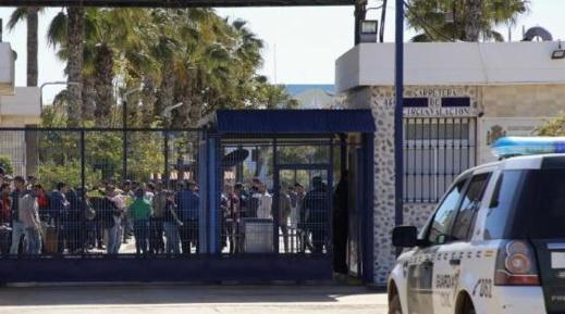 """الناظور.. السلطات تمنع وقفة احتجاجية للمطالبة بفتح معبر """"بني انصار """""""