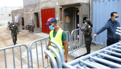 إغلاق مدينتين مغربيتين جديدتين  بسبب ارتفاع حالات الإصابة بفيروس كورونا