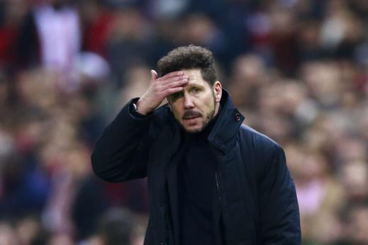 سيميوني.. مدرب أتلتيكو مدريد الإسباني يصاب بفيروس كورونا