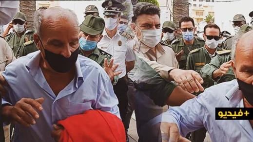 سلطات الناظور تمنع وقفة احتجاجية للمطالبة بفتح المعابر الحدودية مع مدينة مليلية المحتلة