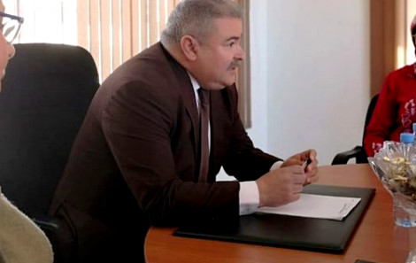 تعيين علي حمايمو مديرا جديدا للتجهيز والنقل في إقليم الحسيمة