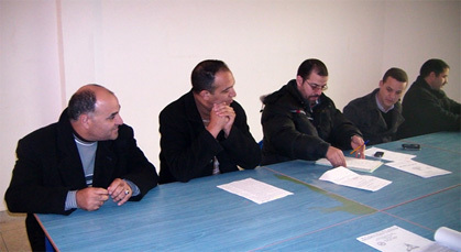 انسحاب 7 أعضاء من مكتب جمعية بسم الله