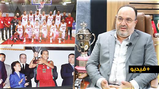 الريفي مصطفى أوراش: تعرضت للظلم خلال فترة ترأسي للجامعة المغربية لكرة السلة وسأترشح لولاية ثانية