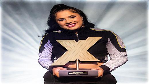 ابنة الريف نوميديا المرابط تتوج أفضل مغنية في هولندا