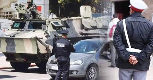 استنفار في ولاية أمن بعد إصابة 5 عناصر من الشرطة دفعة واحدة بفيروس كورونا