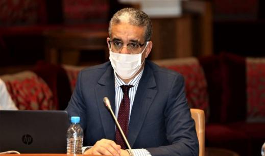إصابة وزير الطاقة والمعادن عزيز الرباح وأفراد عائلته بفيروس كورونا