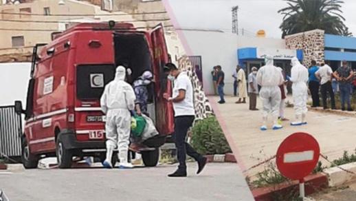 الناظور.. تسجيل عشر إصابات جديدة بفيروس كورونا اليوم السبت