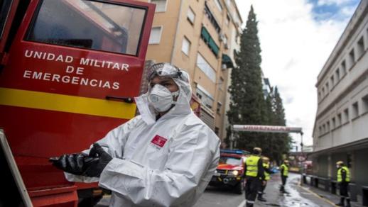 """إسبانيا.. السلطات تبدأ إجراءات """"الإغلاق"""" مجددا من مدريد بعد ارتفاع أعداد المصابين بكورونا"""