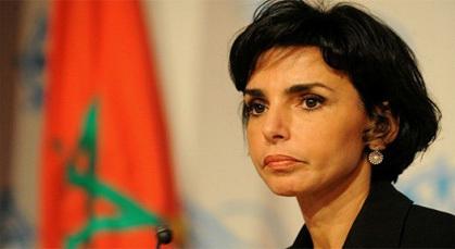 """رشيدة داتي: ميناء """"إِعَزَانَنْ"""" سيجعل من المغرب بلدا رائدا في التجارة العالمية"""