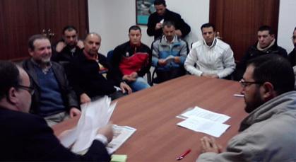 الجالية المغربية بمناكور في لقاء خاص مع القنصل العام للمملكة بجزر البليار