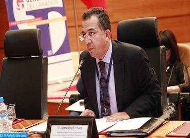 """لأول مرة.. مغربيّ يترأس المؤتمر العام لـ""""الوكالة الدولية للطاقة الذرية"""""""