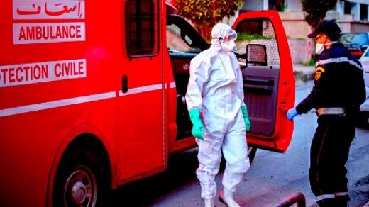 تسجيل 5 حالات جديدة بفيروس كورونا بالناظور وجماعة تزطوطين تسجل أول حالة