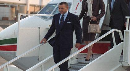 بعد عودته من الناظور.. قائد طائرة يطالب بالاحتجاج على الملك محمد السادس