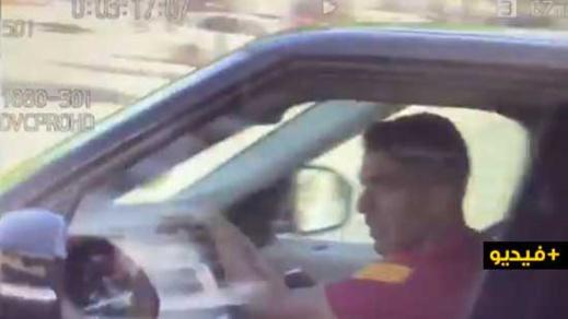 شاهدوا.. لويس سواريز يغادر المدينة الرياضية لنادي برشلونة باكياً