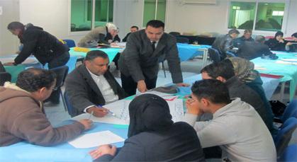 الشراكة والتعاون موضوع ورشة تكوينية بإقليم الدريوش