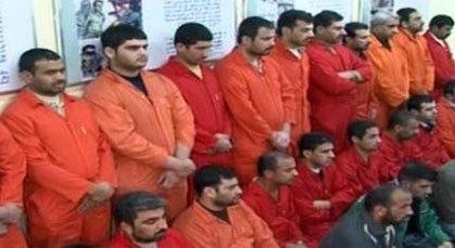 نقل المغربي اعلوشن إلى غرفة تنفيذ حكم الإعدام بالعراق