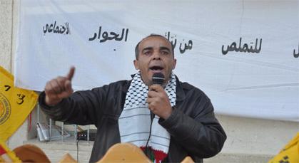ابراهيم العبدلاوي: اقتطاع الاجور سلوك انفرادي لحكومة بن كيران في ظل غياب قانون الاضراب