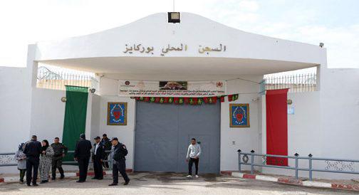 إدارة سجن بوركايز تنفي تسبب موظفين في وفاة أحد النزلاء