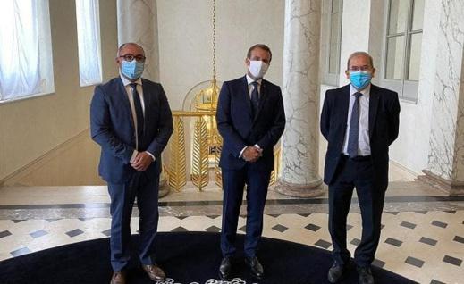 ماكرون يعقد جلسة عمل مع  رئيس المجلس الفرنسي للديانة الإسلامية