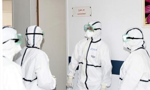 الناظور.. واحد وأربعون حالة إصابة جديدة بفيروس كورونا المستجد و11حالة شفاء