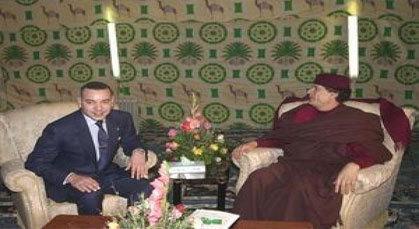 الملك محمد السادس كان يتضايق عندما يخاطبه القذافي ب: يا بني