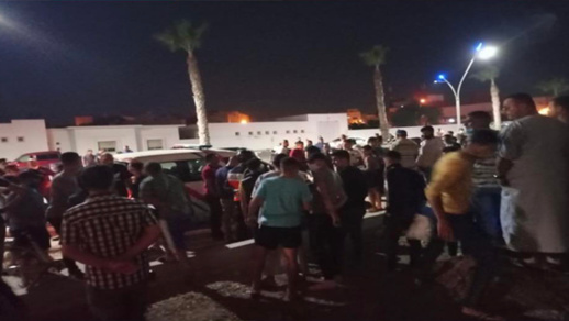 الناظور.. ساكنة إحدادن تعتقل لصين نفذا عشرات عمليات النشل والسرقة تحت التهديد