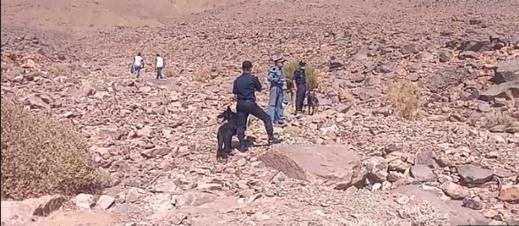 """تحقيقات مكثفة للكشف عن خيوط العثور على بقايا عظام تعود للطفلة """"نعيمة"""""""