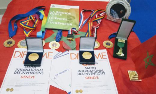"""المبتكرون المغاربة يتألقون في """"معرض إسطنبول الدولي للاختراعات"""" وينتزعون 11 ميدالية"""