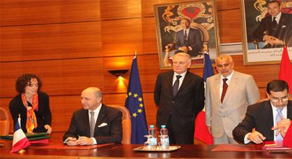 فرنسا تُقرض المغرب 107 ملايين أورو