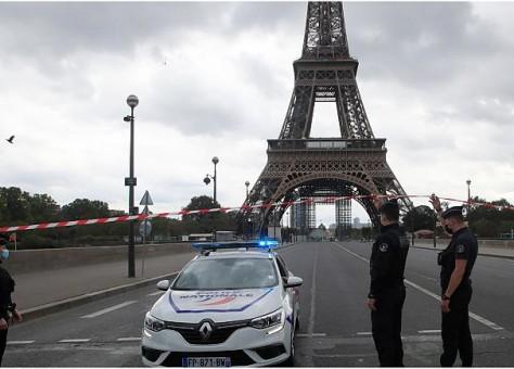 هلع بباريس بعد سماع دوي انفجار بالمدينة وضواحيها