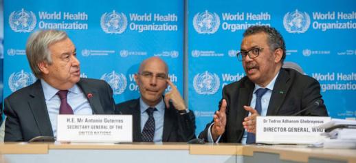 هذا موقف منظمة الصحة العالمية بشأن توزيع لقاح فيروس كورونا