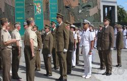 """ذكرى الإنزال العسكري.. الجيش الاسباني """"يحتفل"""" في خليج الحسيمة"""
