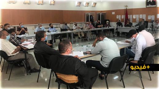 مجلس بني انصار يصادق على جدول اعمال دورة اكتوبر