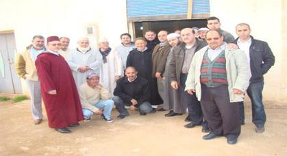جمعية عمبار للتنمية وإعادة الإعمار تعقد جمعها العام الأول