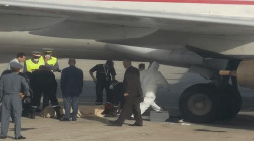 مهاجر ناظوري يتفاجأ بسرقة أغراضه الشخصية لحظة وصوله إلى مطار العروي