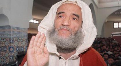 عبد السلام ياسين يوقف لقاء مجلس الإرشاد للدعاء للحسن الثاني
