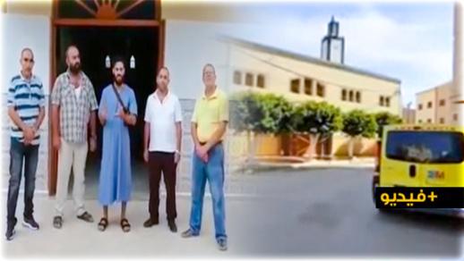جمعية رحاب تناشد المحسنين المساهمة في أشغال إصلاح مسجد بأولاد ميمون