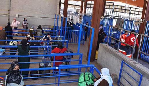 الدفعة الثالثة.. السلطات الناظورية تستقبل 200 من المغاربة العائدين من مليلية المحتلة