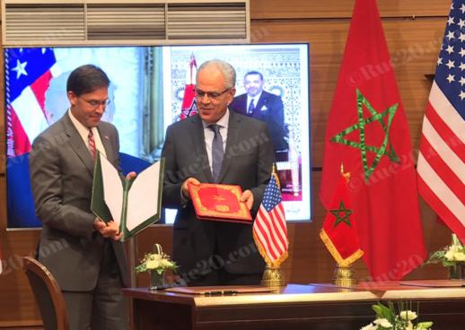"""الولايات المتحدة تعلن نقل تكنولوجيا صناعة السلاح إلى المغرب.. وإسبانيا """"منزعجة"""""""