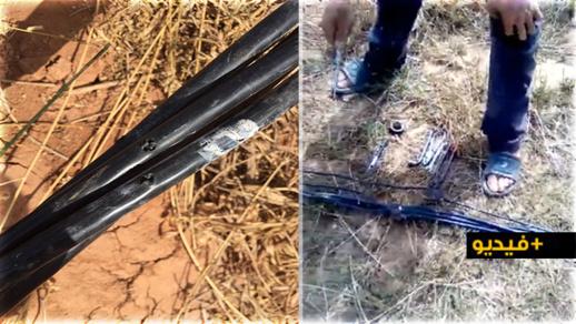 """الرصاص العشوائي للصيادين يحرم ساكنة """"بلوك58"""" بأركمان من الكهرباء"""