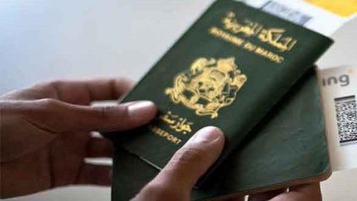 تقرير جديد.. يمكن للمغاربة السفر الى 58 دولة بدون تأشبرة